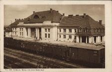Delatyn : nowy dworzec kolejowy