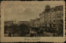 Lwów : Plac Maryacki