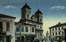 Stanisławów : katedra grecko-katolicka