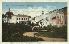 Brzeżany : ulica Kolejowa