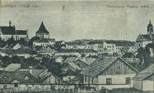 Drohobycz : ogólny widok z leporello