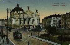 Lwów : Teatr