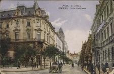 Lwów : ulica 3 Maja