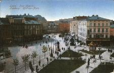 Lwów : Plac Halicki