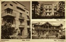 "Truskawiec : willa ""Sanato"", willa ""Stefanówka"""