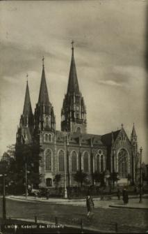 Lwów : kościół św. Elżbiety