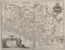 Silesia Ducatus a Martino Helwigio Nisseni descriptus gegeben und verlegt 1650