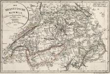 Die Helvetische Republik Nach ihrer neuesten geographischen Verfassung im Jahre 1802