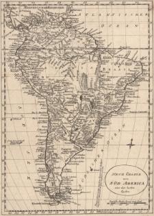 Neue Charte von Süd America aus den besten Quellen