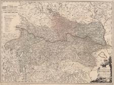 Karte von dem Erzherzogthum Oesterreich oder dem Lande Ob. und unter der Enne. Neu verzeichnet herausgegeben von Franz Joh. Jos. von Reilly