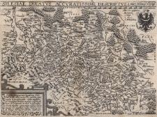 Silesiae Ducatus Accuratissime Descriptus a Mart: Heilwig Neissense
