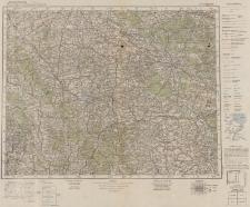 Übersichtskarte von Mitteleuropa – P51 Oppeln