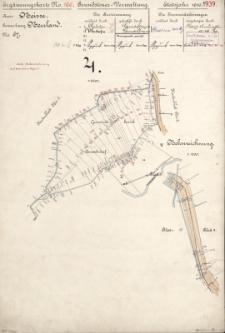 Ergänzungskarte N° 160. Grundsteuer-Verwaltung. Etatsjahr 1910, 1939. Kreis Neisse N° 67.