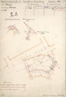 Ergänzungskarte N° 150. Grundsteuer-Verwaltung. Etatsjahr 1906. Kreis Neisse N° 66.