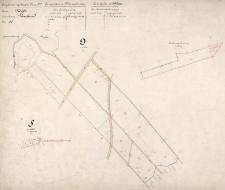 Ergänzungskarte N° 101. Grundsteuer-Verwaltung. Jahrgang 1898/99. Kreis Neisse N° 67.