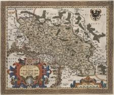 Silesiae Typus a Martino Helwigio Nissense descriptus et Nobili doctoque viro Domino Nicolao Rhedingero ded.