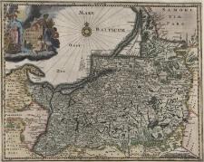 Prussiae Nova Tabula