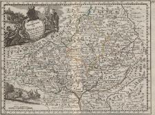 Le Marquisat De Moravie Par et chez le S.r Le Rouge Ingenieur Geographe du Roy rue des Augustins á Paris 1743