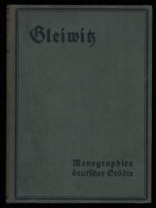 Gleiwitz, eine oberschlesische Stadt