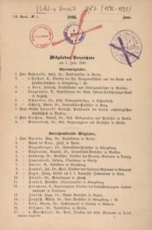 Schlesiens Vorzeit Bd.7, No1: 1896
