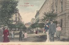 Lwów : Ulica Trzeciego Maja