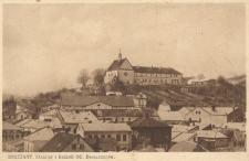 Brzeżany : Klasztor i Kościół OO. Bernardynów