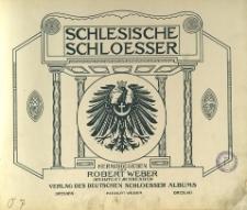 Schlesische Schlösser. Bd. 3