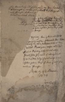 Akta parafii w Biskupicach z lat 1834-1872
