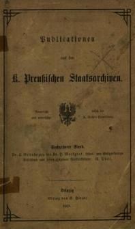 Lehns- und Besitzurkunden Schlesiens und seiner einzelnen Fürstenthümer. Th. 2