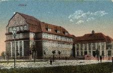 Opole : budynek szkolny (dziś Politechniki Opolskiej)