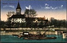 Opole : widok na zamek od strony wschodniej