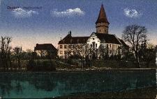 Opole : zamek od południowej strony
