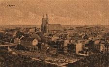 Opole : panorama miasta o ul. Piastowskiej