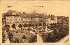 Opole : Friedrichplatz, dziś pl. Daszyńskiego