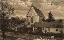 Nysa : kościół pokarmelitański, dziś kościół pw. św. Franciszka z Asyżu