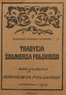 Tradycja żołnierza polskiego