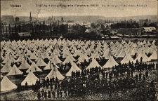 Nysa : obóz jeńców francuskich z 1870-1871 r., widok na Nysę