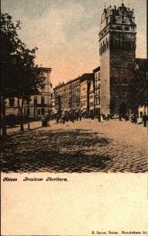 Nysa : m.in. Brama Wrocławska