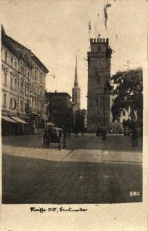 Nysa : m.in. Brama Ziębicka