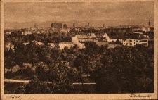 Nysa : panorama miasta