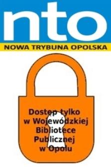 Nowa Trybuna Opolska, 1995, nr 257