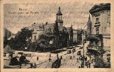 Nysa : widok na dzisiejszą ulicę Bolesława Krzywoustego