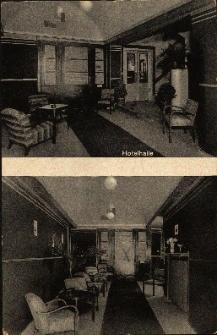 Nysa : wnętrze hotelu Paula Klose