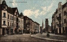 Nysa : dzisiejsza ulica Bolesława Krzywoustego