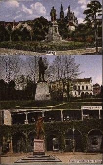 Brzeg : pomniki