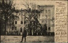Paczków : budynek gimnazjum