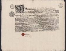 Świadectwo ukończenia praktyki wydane przez Cech Garbarzy (czerwonoskórników) w Prudniku na nazwisko Ferdynand Meisner